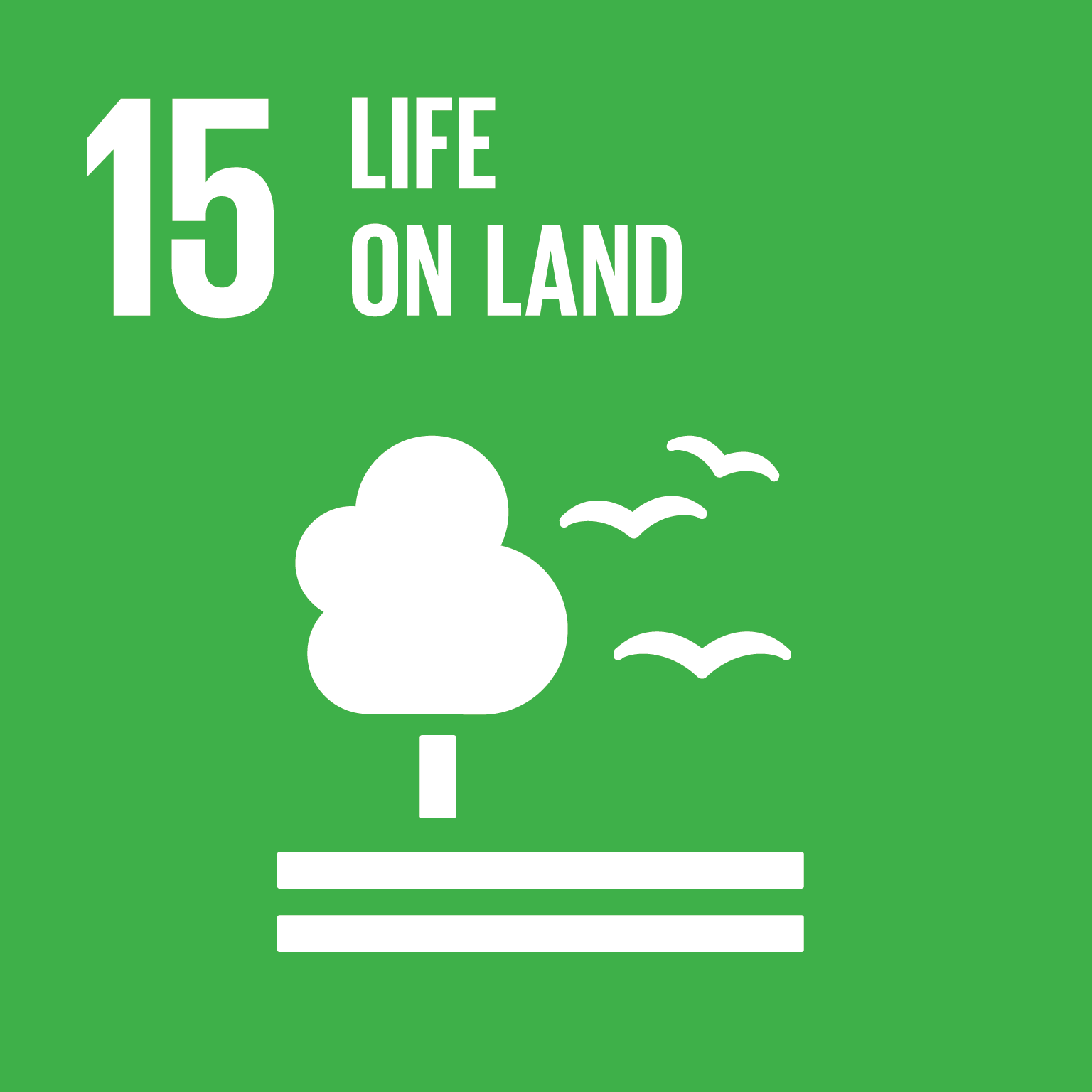 Afbeeldingsresultaat voor sustainable development goals 15