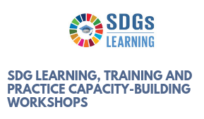 SDG LEARNING, TRAINING AND PRACTICE CAPACITY-BUILDING WORKSHOPS