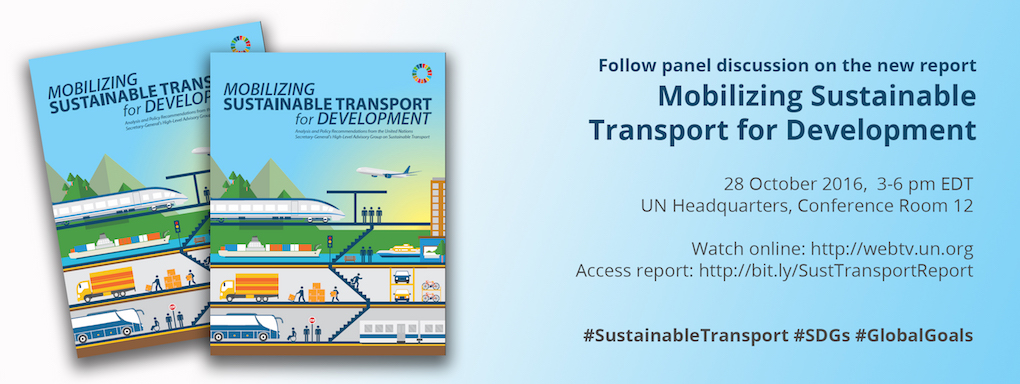 mobilising sustainable tansport for development
