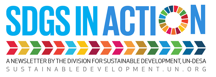 SDGs in Action. A newsletter by the Division for Sustainable Development, UN DESA