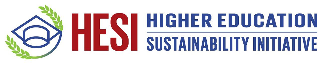 Higher Education Sustainability Initiative  :  Sustainable