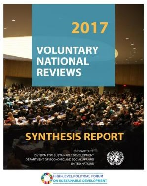 Synthesis Report of Voluntary National Reviews 2017
