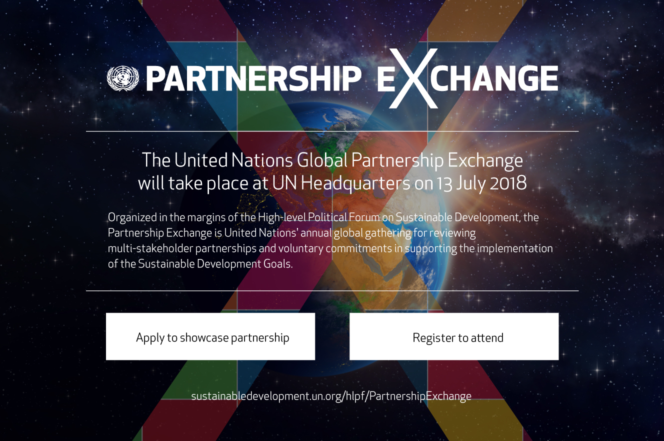 Partnership Exchange Banner