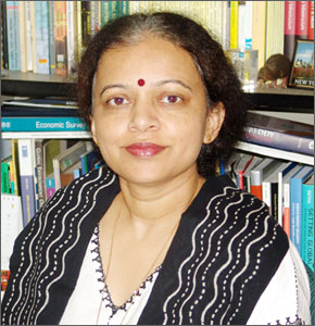 Ms. Leena Srivastava, Vice Chancellor, TERI School of Advanced Studies