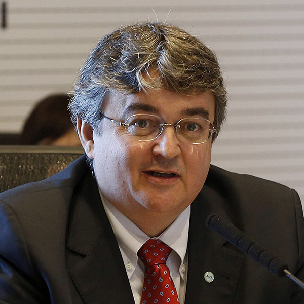 Mr. Ricardo Andrade, Director, National Agency of Water in Brazil