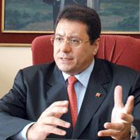 Dr. José Alberto Alderete,Paraguayan General Director, ITAIPU Binacional