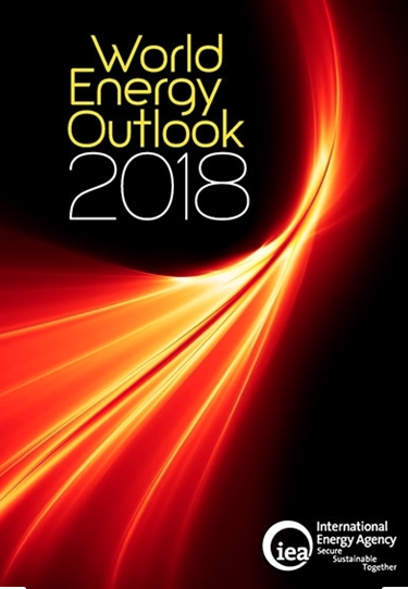 World Energy Outlook cover image