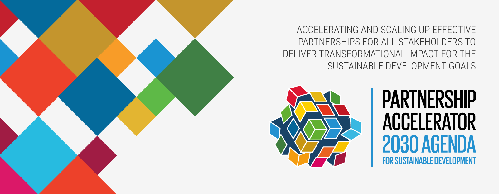 2030 Agenda Partnership Accelerator