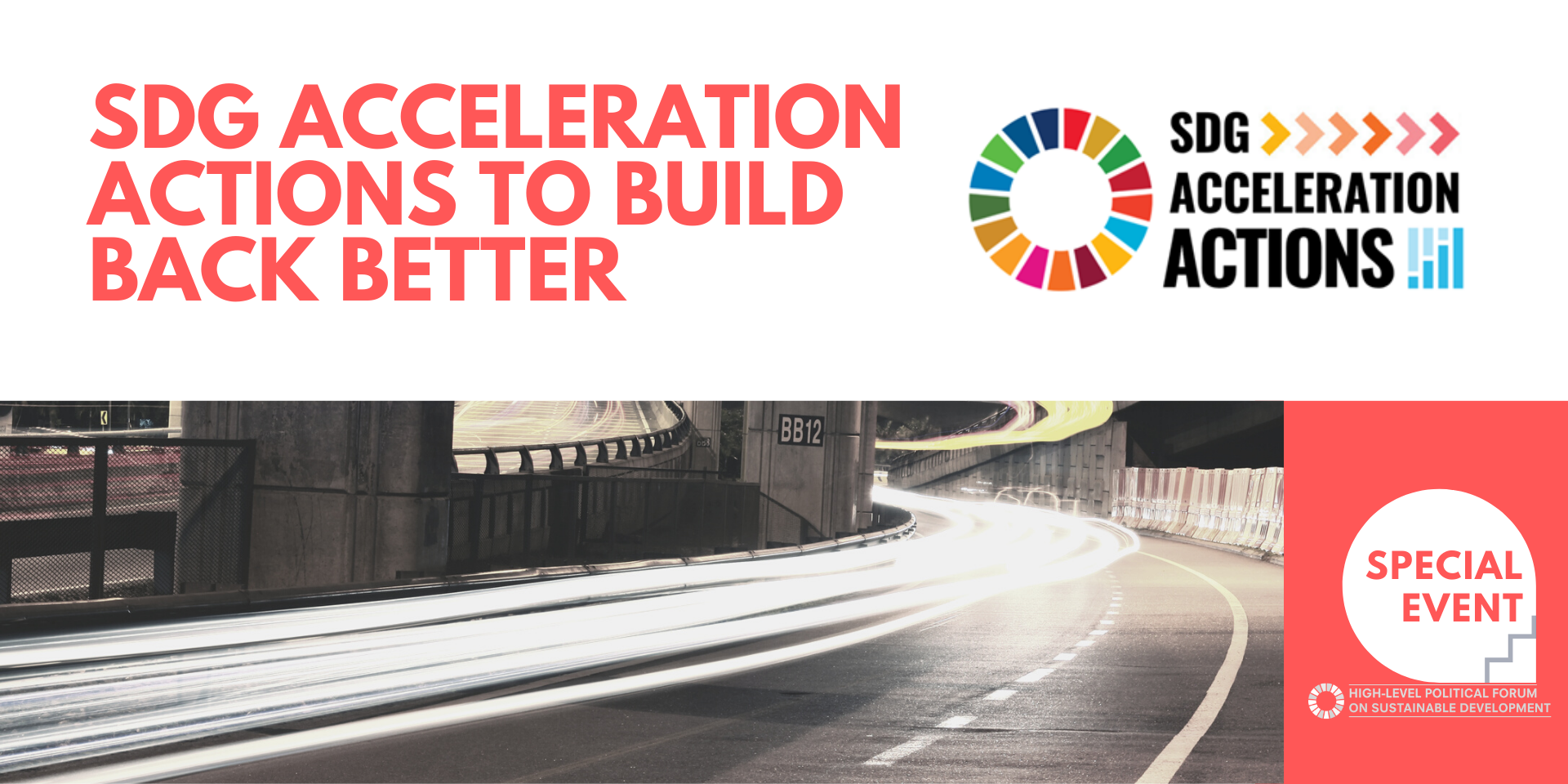 SDG ACCELERATION ACTIONS