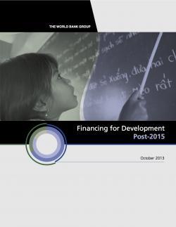 Financing for Development Post-2015 .:. Sustainable Development Knowledge Platform