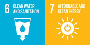 SDGs 6 and 7