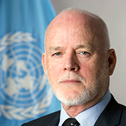 Ambassador Peter Thomson, UN Special Envoy for the Ocean