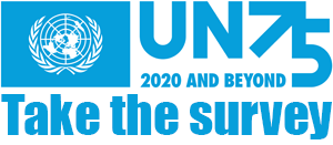 UN75 take the survey